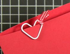 MACM - Heart Paper Clip