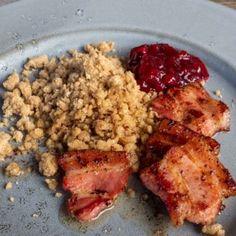 Takk til hogstflata - Kirsten Winge Motto, Chicken, Desserts, Food, Meal, Deserts, Essen, Hoods, Dessert