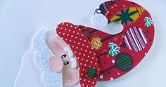 Aprenda a fazer um lindo Papai Noel em EVA, tudo passo a passo e com molde para baixar. Você vai se surpreender com a beleza e originalidade desse artesanato.