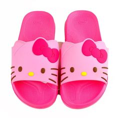 99ef65019c25 8 Best Hello Kitty flip flops and slippers for Kids images