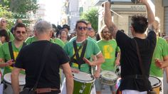 https://www.facebook.com/maobrancastreetband Falconara, Senigallia, Montegranaro, Rimini, Ancona… un'estate intensa e ricca di eventi e soddisfazioni per la Mao Branca street band! Grazie di cuore a tutti voi che ci avete accompagnato ad ogni evento e sostenuto con la vostra energia!! Restate connessi per le prossime news... #maobrancastreetband #percussioni #sambareggae #ancona #falconara #marche