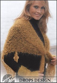 Sjaal Breipatroon: Lumeo + Polswarmers (gratis breipatronen met uitleg) #breien #knitting #patterns