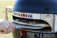 Enter to win a Deluxe USA Outdoor Pizza Oven Kit from KettlePizza!