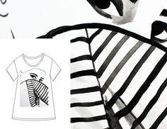 Código: #Géraldine Talles: S M L XL  Color: Blanco y Gris Claro Precio: $450.