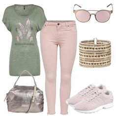 Freizeit Outfits: Allyouneed bei FrauenOutfits.de