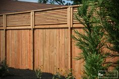 privacy fencing wood - Google Search