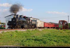 The Rail Road in Elkins. WV   ... Railway Steam 3-Truck Shay at Elkins, West Virginia by John Higginson