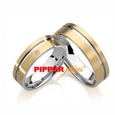 Alianças de Casamento ou Noivado em Ouro e Prata - ALM499 Wedding Rings, Engagement Rings, Jewelry, Cushion Wedding Bands, Estate Engagement Ring, Gold Wedding Rings, Couples, Enagement Rings, Jewels