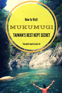 Most people heard of Taroko Gorge.... but are you ready to hear about Mukumugi? If you are going to Taiwan, you definitely don't want to miss it!