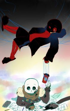 Undertale AU Pics (Requests Opened) - 13 - Page 2 - Wattpad