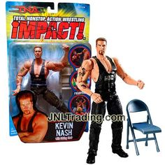Global Force Wrestling, Undertaker Brock Lesnar, Kevin Nash, Eddie Guerrero, Wwe Action Figures, Folding Chair, Mma, Marvel