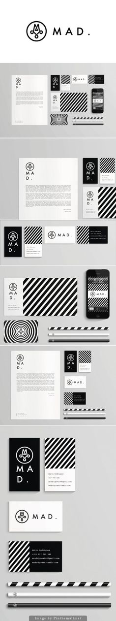 Designing With Black and White: 50 Striking Examples For Your Inspiration – Design School
