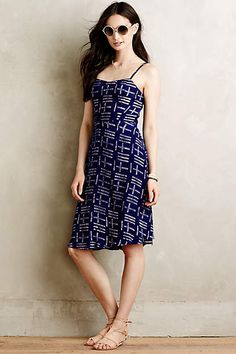Elmina Sun Dress #anthropologie #AnthroFave