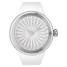 ARCO Watch Translucent White by odm
