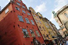 Gamla Stan - Stockholm Sweden