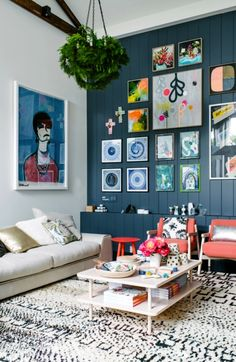 14 Creative Ways to DIY a Focal Point via Brit + Co.