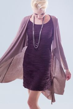Janey Dress #knit #dress #cashmeretouch #texture #fashion