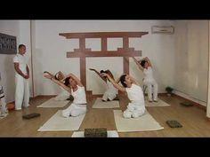 Clase de yoga en casa para principiantes en español - YouTube