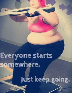 ~~pinned from site directly~~ . . .  weight loss motivation quote - keep going