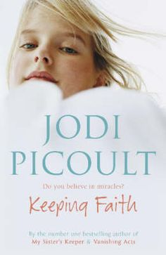 Keeping Faith- Jodi Picoult