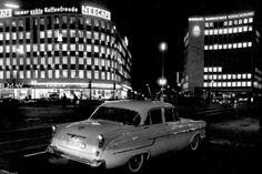 Kurfürstendamm Ecke Uhlandstraße, 1961