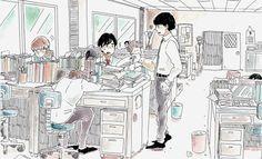 仕事 Background Drawing, Eye, Anime, Cartoon Movies, Anime Music, Animation, Anime Shows