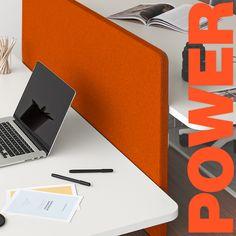 #Power es un sistema de mesas para oficina que combina diseño y tecnología para crear puestos operativos versátiles y elevables que favorecen la movilidad en el espacio de trabajo. Electronics, Work Spaces, Offices, Create, Mesas