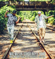 Mac Miller & Schoolboy Q New Hip Hop Beats Uploaded http://www.kidDyno.com