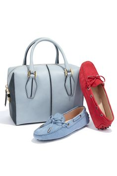 Tod's accessories are summer's perfect wear-anywhere pieces!