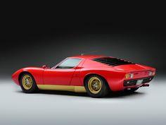 1972 Lamborghini Miura - SV  