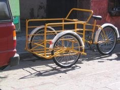 Different Twist on the Tricycle