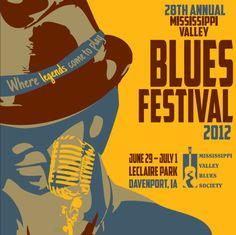 Quad City Blues Fest
