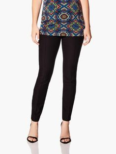 Super Skinny Twill Maternity Pant by Thyme Maternity