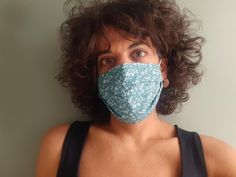 Face mask 100% Cotton Flexible Nose wire Washable face shield   Etsy Nose Mask, Face Masks, Fair Trade Jewelry, Mouth Mask, Mask Making, Handmade Clothes, Handmade Shop, Handbag Accessories, Handcrafted Jewelry