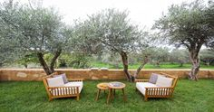Orangia holiday villa only 2 km from the beach for your summer visit in Crete.