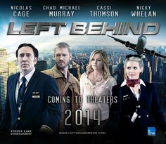 New Banner! Left Behind: The Movie (The Reboot) - Christian Movie Christian Film, DVD, Nicholas Cage,Chad Michael Murray  http://www.christianfilmdatabase.com/review/left-behind-the-remake/