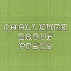 Challenge Group Posts