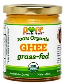 Grassfed Organic Ghee 7.8 Oz - Pure Indian Foods(R) Brand... http://www.amazon.com/dp/B0032RPLSY/ref=cm_sw_r_pi_dp_SQdkxb1YX4G3D