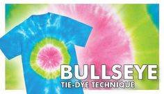 The Official Store for Tulip Tie-dye Products. Learn how to tie dye with our easy instructions and various techniques. Create all your favorite tie-dye designs with 1 kit. Make A Tie, How To Tie Dye, Shibori, Tie Dye Folding Techniques, Tulip Tie Dye, Tie Dye Tutorial, Tie Dye Party, Diy Tie Dye Shirts, Tie Dye Kit
