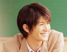 Haruma Miura has the best smile