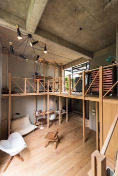 Galería de Ensayo No. 4 Prótesis Espacial / MANADA Architectural Boundaries - 2
