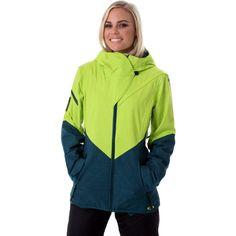Oakley GB Eco Shell Snowboard Jacket (Women's)   Peter Glenn