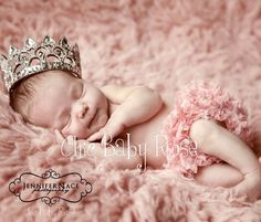 Tiny Newborn Bloomers in 15 Colors by Chic Baby Rose Great Photography Prop