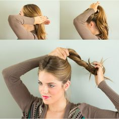 How-To: Top Knot