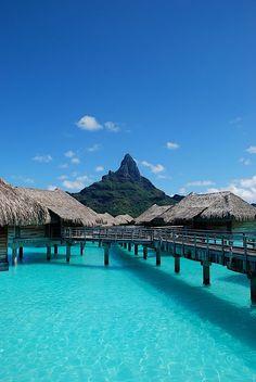 Intercontinental Bora Bora Resort & Thalasso Spa Hotel