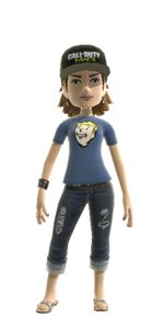 This is my Xbox live avatar :) -Tracy