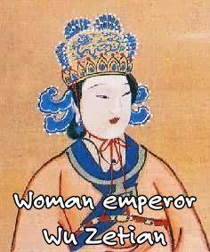 A Woman Emperor of China ------------ #feminist   #feminism   #emperor