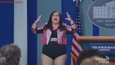 SNL lampoons Sarah Sanders with spoof of Demi Lovato video