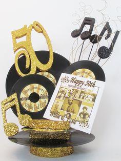 50th-anniversary-motown-centerpiece