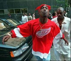 Tupac in a Wings jersey.xx``